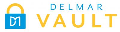 Delmar Vault Logo